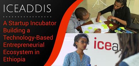 Iceaddis Is A Tech Incubator In Ethiopia