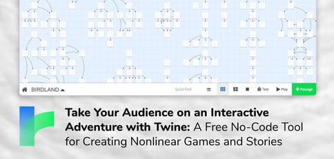 Create Interactive Games And Stories With Twine