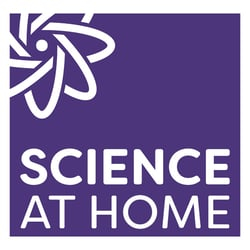 ScienceAtHome logo