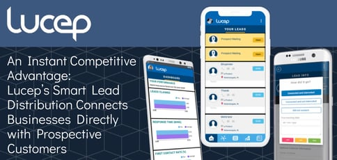 Lucep Delivers Smart Lead Distribution