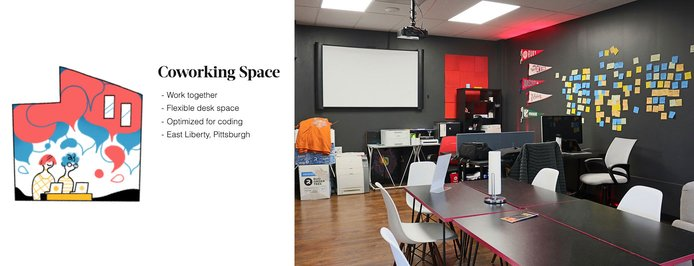 The Code & Supply coworking space