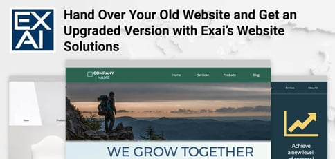 Upgrade Your Site With Exai
