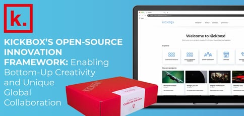 Kickbox Delivers A Unique Open Source Innovation Framework