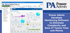 Power Admin Develops Monitoring Software to Eliminate Complexity and Save IT Teams Time and Money