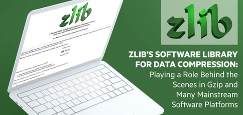 Zlib Is A Software Library For Data Compression