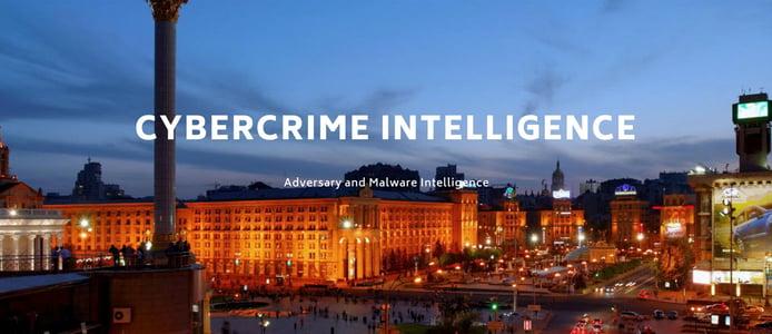 Cybercrime intelligence