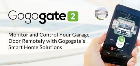 Gogogate Delivers Smart Garage Solutions