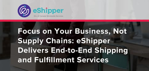 Focus On Your Business And Not Supply Chains