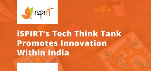 Ispirt Promotes Tech Innovation In India