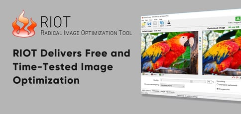 Riot Delivers Free And Time Tested Image Optimization