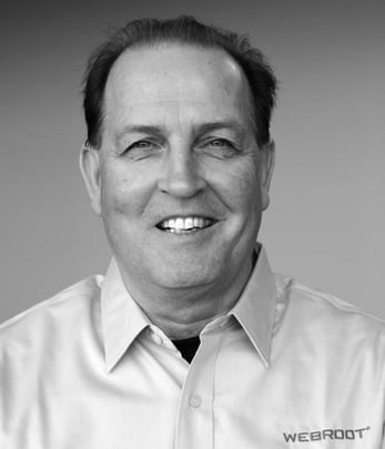 Photo of Webroot Director of Product Marketing George Anderson