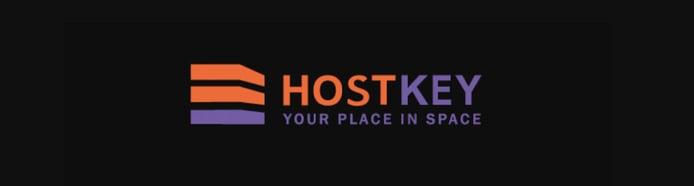 HOSTKEY logo
