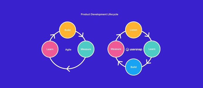 The product development lifecycle