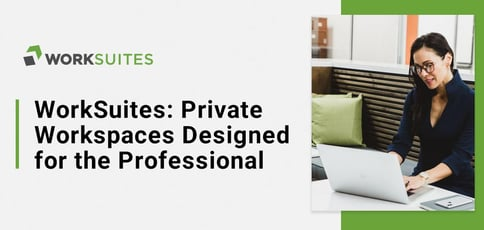 Worksuites Delivers Office Space Designed For The Professional