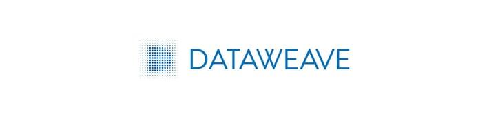 Logo for the DataWeave hosted platform