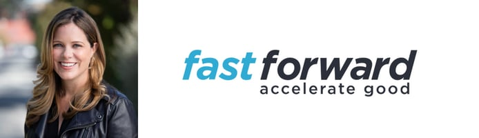 Shannon Farley, Co-Founder and Executive Director at Fast Forward