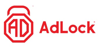 The AdLock logo