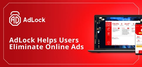 Adlock Helps Users Eliminate Online Ads