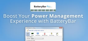 Boost Your Power Management Experience with BatteryBar: A Windows-Based Solution for Accurate Meter Measurement