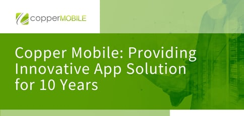 Copper Mobiles Innovative App Solutions