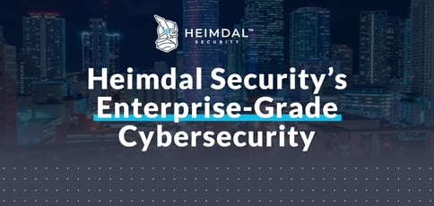 Heimdals Proactive Security