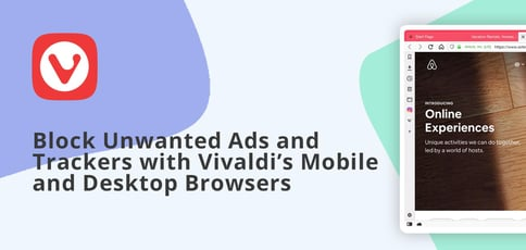 Block Ads And Trackers With Vivaldi