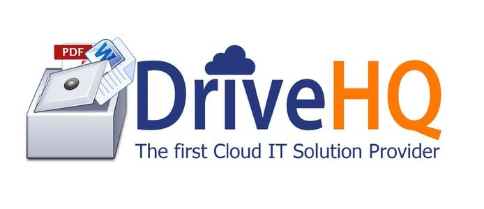 DriveHQ logo