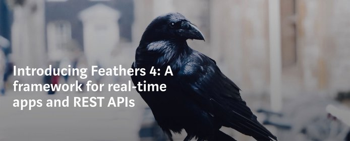 Graphic reading: Introducing Feathers — A framework for real-time apps and REST APIs