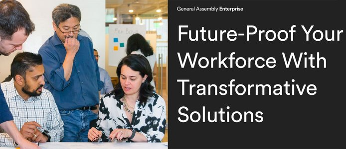Future-proof your workforce with transformative solutions from GA