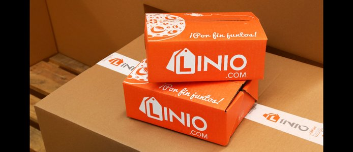 Linio boxes