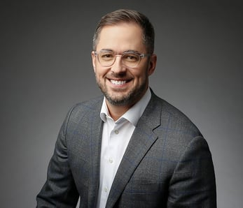 Photo of Pluralsight Co-Founder and CEO Aaron Skonnard
