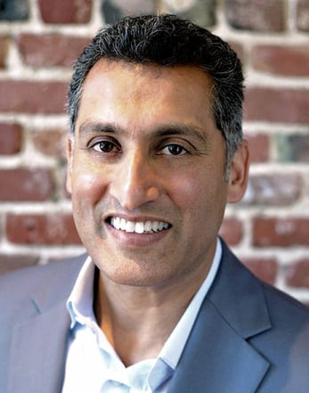 Photo of Bugcrowd CEO Ashish Gupta