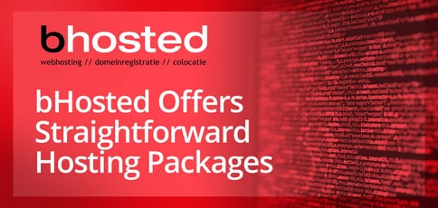 Bhosted Offers Straightforward Hosting Packages