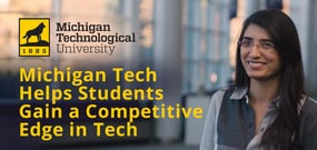 From Computer Science and Software Engineering to Server Architecture: Michigan Tech Helps Students Gain a Competitive Edge in the Tech Industry