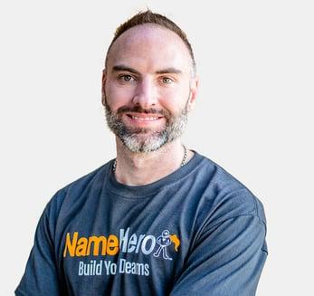Photo of NameHero CEO Ryan Gray