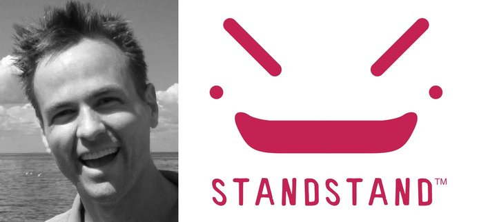 uke Leafgren, President and Founder of StandStand