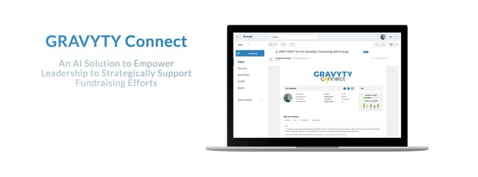 Screenshot of Gravyty Connect