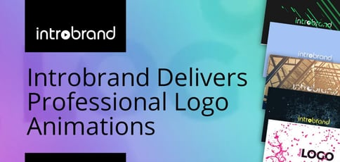 Introbrand Delivers Professional Logo Animation