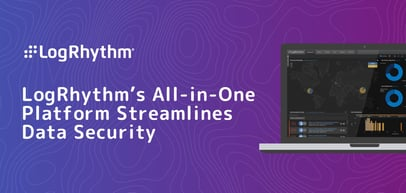 Protect Your Servers and IT Infrastructure with LogRhythm: A Comprehensive Platform that Streamlines Data Security