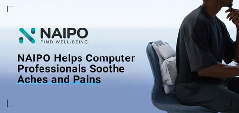 Naipo Helps Soothe Aches And Pains