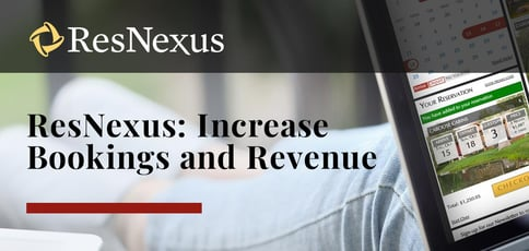 Increase Bookings And Boost Revenue With Resnexus