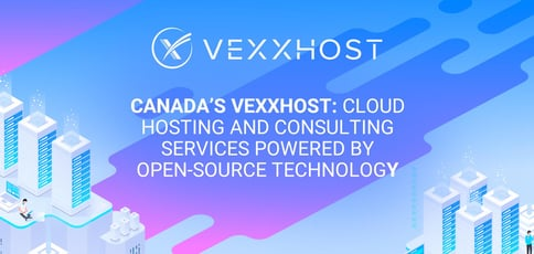 Vexxhost Servers Up Cloud Hosting And Consulting