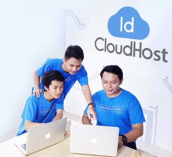 Photo of IDCloudHost team