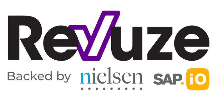 Revuze logo
