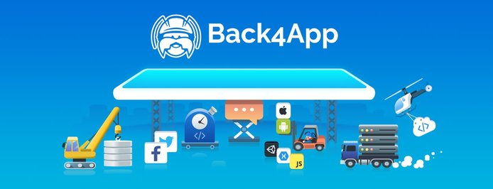 Back4App logo