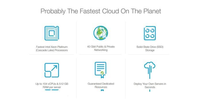 Kamatera offers a full menu of bespoke cloud solutions.