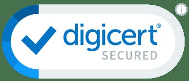 DigiCert's official seal