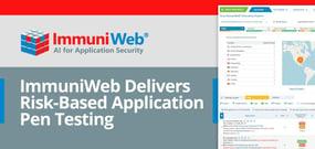 ImmuniWeb's AI Platform Illuminates Attack Surface and Delivers Risk-Based App & Website Penetration Testing