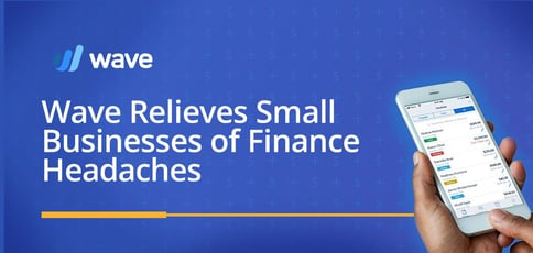 Wave Relieves Small Businesses Of Finance Headaches