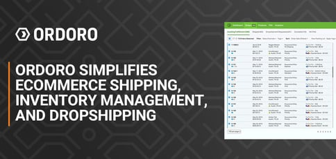 Ordoro Delivers Inventory Control Software